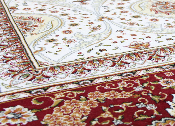 Seccade: Acryilic machine made prayer rug