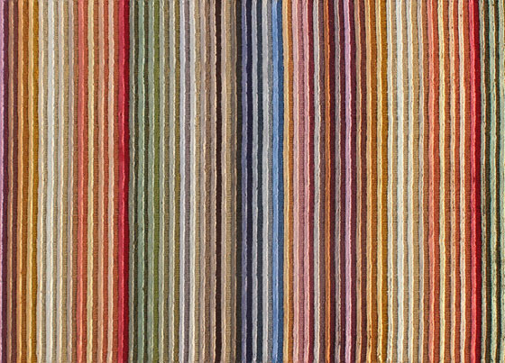 Cıgan: Natural viscose handloom rug