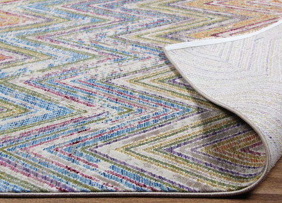 Havana: Polypropylen and polyester machine made rug