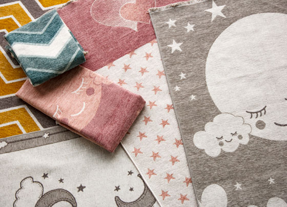 Noa Baby: Reversible and washable baby and kids rugs