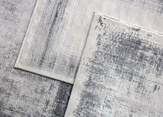 Lagos: Modern and elegant machine rugs made with polyester