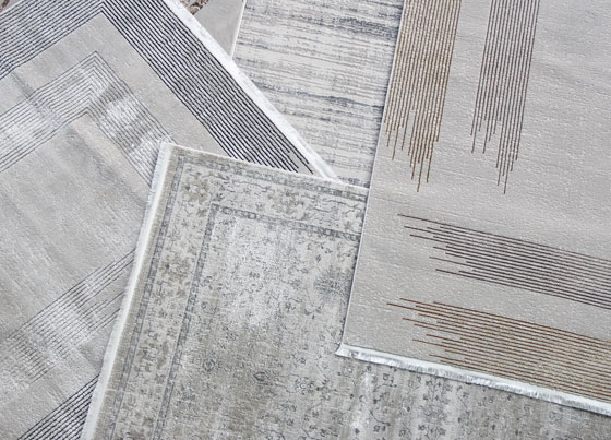 Lisbon: Collect with modern colour and design machine made rugs